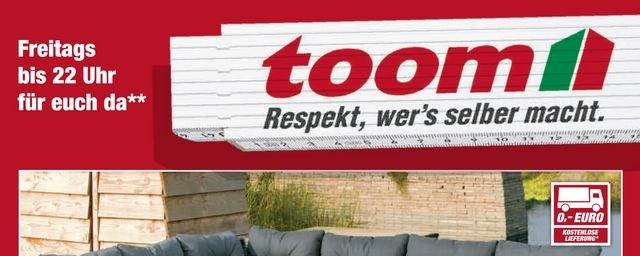 toom Baumarkt TOOM Baumarkt (KW11) März 2019 KW10 4