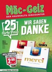 Mäc-Geiz Mäc Geiz (weekly) März 2019 KW12 1