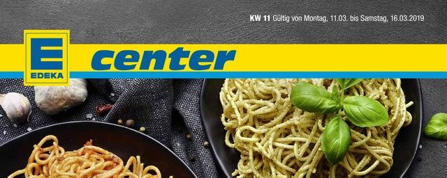 Edeka Edeka Center (Weekly) März 2019 KW11 11