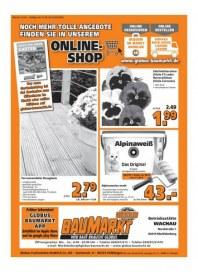 Globus Baumarkt Globus BM (weekly) März 2019 KW11 22