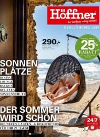 Höffner Höffner (Gartenmöbel 2019) März 2019 KW11