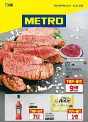 Metro Cash & Carry Metro (Food 21.03.2019 - 27.03.2019) März 2019 KW12
