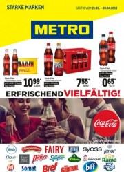 Metro Cash & Carry Metro (Starke Marken 21.03.2019 - 03.04.2019) März 2019 KW12