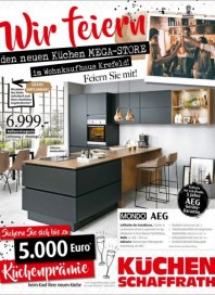 Schaffrath Schaffrath (Küchen Schaffrath - Unsere Angebote) März 2019 KW12