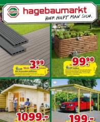 hagebaumarkt Hagebau (Weekly1) März 2019 KW12 12
