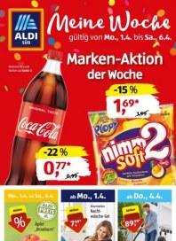Aldi Süd Aldi Süd (Weekly) April 2019 KW14