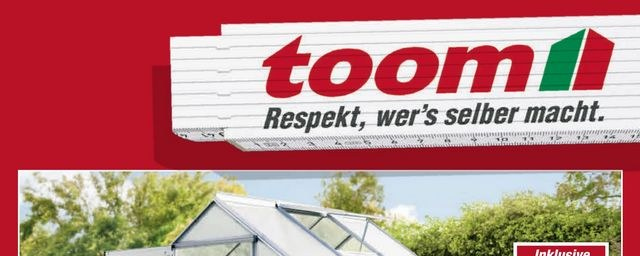 toom Baumarkt TOOM Baumarkt (KW14) März 2019 KW13 2