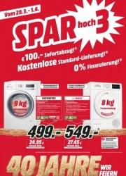MediaMarkt Mediamarkt (Spar hoch 3) März 2019 KW13 4
