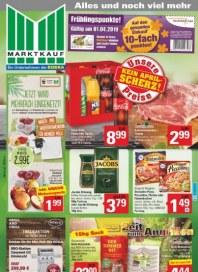Marktkauf Marktkauf (Weekly) April 2019 KW14 2