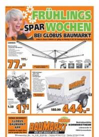 Globus Baumarkt Globus BM (weekly) April 2019 KW14 2