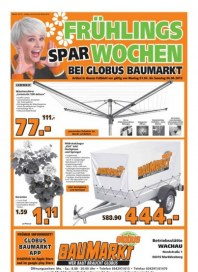 Globus Baumarkt Globus BM (weekly) April 2019 KW14 9