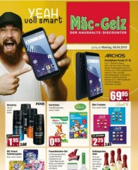 Mäc-Geiz Mäc Geiz (weekly) April 2019 KW15 1