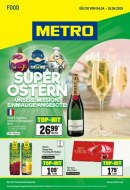 Metro Cash & Carry Metro (Food 04.04.2019 - 10.04.2019) April 2019 KW14