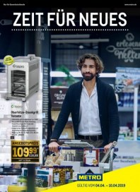 Metro Cash & Carry Metro (Eröffnungsdeals 04.04.2019 - 10.04.2019) April 2019 KW14