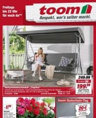 toom Baumarkt TOOM Baumarkt (KW15) April 2019 KW14