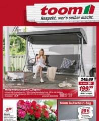 toom Baumarkt TOOM Baumarkt (KW15) April 2019 KW14 2
