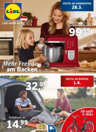 Lidl Lidl Non Food KW13 März 2019 KW13