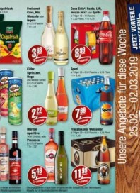 Edeka EDEKA Simmel Bayern weekly Februar 2019 KW09