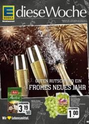 Edeka Edeka Neukauf (weekly) Dezember 2018 KW01