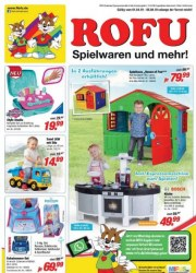 Rofu Kinderland Prospekt Ostern 2019 April 2019 KW14
