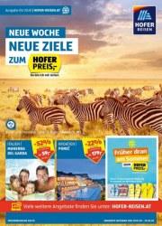 Hofer Hofer Reisen KW06 Januar 2020 KW05