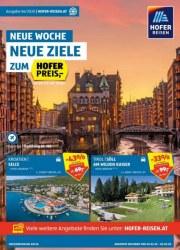 Hofer Hofer Reisen KW07 Februar 2020 KW06