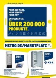 Metro Cash & Carry Metro (Aus unseren Top-Kategorien 13.02.2020 - 26.02.2020) Februar 2020 KW07