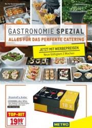 Metro Cash & Carry Metro (Gastronomie Spezial 13.02.2020 - 26.02.2020) Februar 2020 KW07