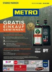 Metro Cash & Carry Metro (Starke Marken 13.02.2020 - 26.02.2020) Februar 2020 KW07