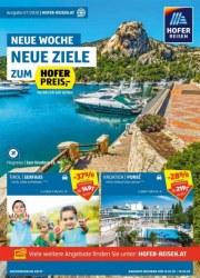 Hofer Hofer Reisen KW08 Februar 2020 KW07