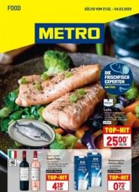 Metro Cash & Carry Metro (Food 27.02.2020 - 04.03.2020) Februar 2020 KW09