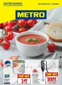 Metro Cash & Carry Metro (GastroJournal 27.02.2020 - 11.03.2020) Februar 2020 KW09