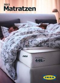 Ikea Matratzen 2012 Januar 2012 KW52