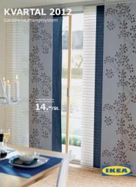 Ikea Gardinenaufhängesystem Kvartal 2012 Januar 2012 KW52
