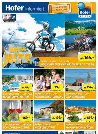 Hofer Hofer Reisen - Reisehits KW 27 Juli 2012 KW27