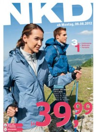 NKD Angebote KW 32 August 2012 KW32