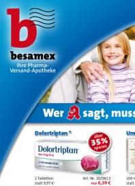 Prospekte Besamex Flyer Oktober 2012 KW40