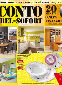Sconto SCONTO - Möbel-Sofort Oktober 2012 KW44 2