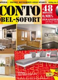 Sconto SCONTO - Möbel-Sofort Januar 2013 KW01 2