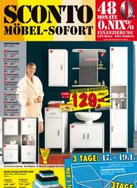 Sconto SCONTO - Möbel-Sofort Januar 2013 KW02 3