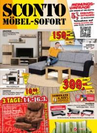 Sconto SCONTO - Möbel-Sofort März 2013 KW10