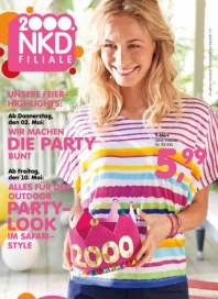 NKD Angebote KW 18 Mai 2013 KW18