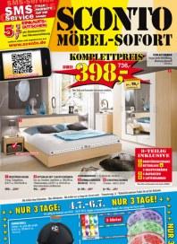 Sconto Möbel-Sofort Juli 2013 KW27