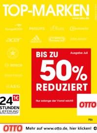 OTTO Top-Marken bis zu 50% reduziert Juni 2013 KW26