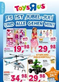 Toys'R'us Toysrus Prospekt KW28 Juli 2013 KW28