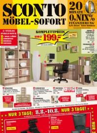 Sconto Möbel-Sofort August 2013 KW31