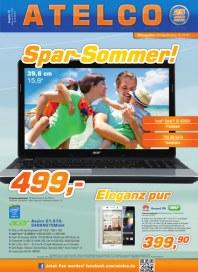 Atelco Ausgabe 15 - Spar Sommer Juli 2013 KW31