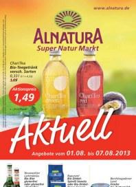 Alnatura Alnatura Prospekt KW31 August 2013 KW31