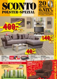 Sconto Polster-Spezial August 2013 KW33