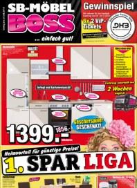 MÖBEL BOSS Möbel Boss Prospekt KW33 August 2013 KW33